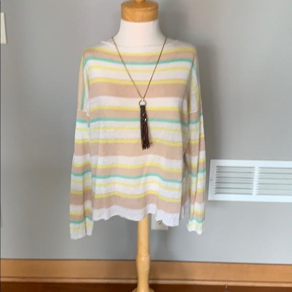BCBGMaxAzria Sweaters - Women's wide neck BCBG sweater